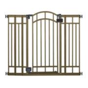 Summer Infant® Multi-Use Deco Extra Tall Walk-Thru Gate - Bronze