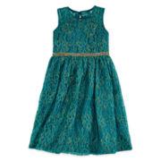 Marmellata Lace Dress - Girls 4t-6x