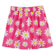 Okie Dokie® Knit Skort - Girls 2t-5t