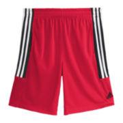 adidas® Mesh Shorts – Boys 8-20