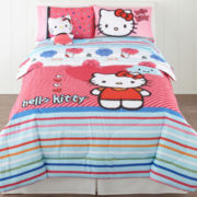 Hello Kitty® Free Time Twin/Full Comforter