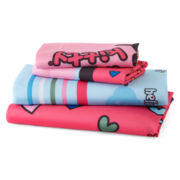 Hello Kitty® Free Time Sheet Set