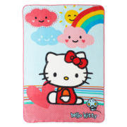 Hello Kitty® Free Time Blanket