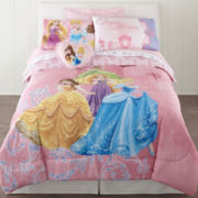 Disney Princess Forever Twin/Full Comforter