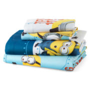 Despicable Me Minions Sheet Set