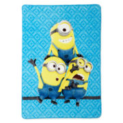 Despicable Me Minions Throw