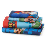 Super Mario Fresh Look Sheet Set