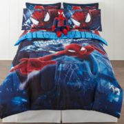 Marvel® Spider-Man® Slash 3-pc. Twin/Full Comforter Set