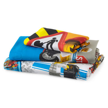 jcpenney.com | LEGO® City Twin Sheet Set