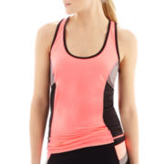 Xersion™ Colorblock Racerback Tank Top