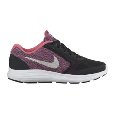 jcpenney.com | Nike® Revolution 3 Girls Running Shoes - Big Kids