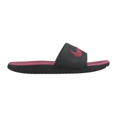 jcpenney.com | Nike® Kawa Slide Girls Sandals - Little Kids/Big Kids