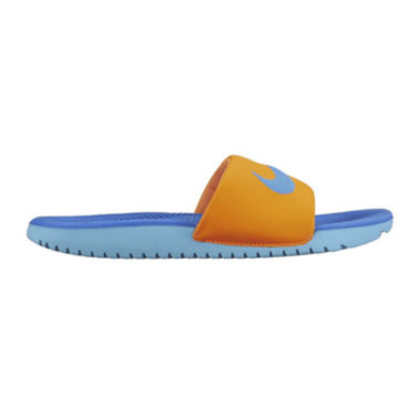 jcpenney.com | Nike® Kawa Slide Boys Sandals - Little Kids/Big Kids