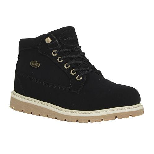 Lugz® Gravel Mens Slip-Resistant Lace-Up Boots