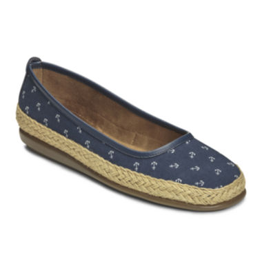 jcpenney.com | A2 by Aerosoles® Rock Solid Ballet Flats - Wide Width