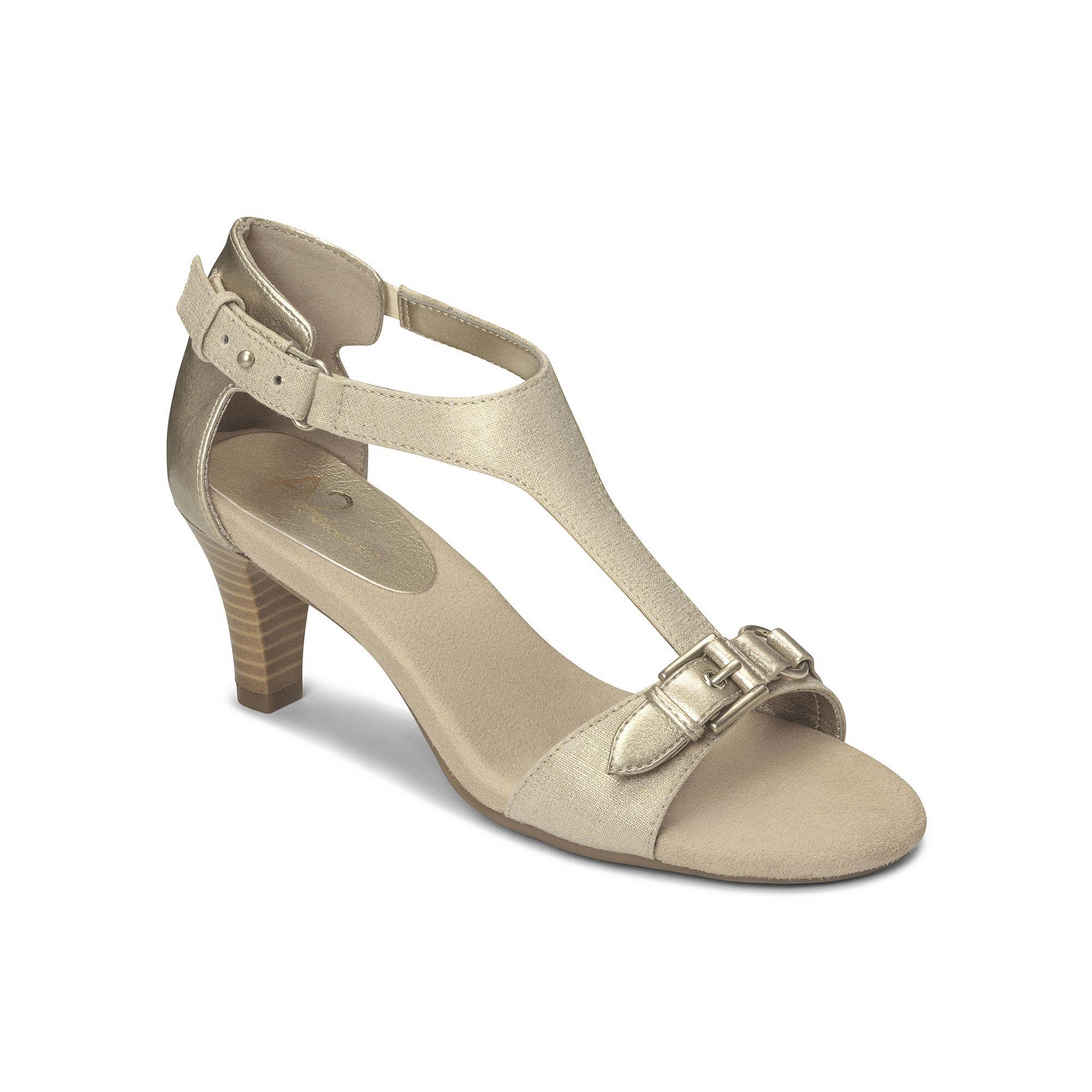 A2 by Aerosoles Lollipowp T-Strap Sandals