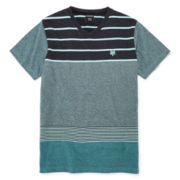 Zoo York® Striped V-Neck Tee - Boys 8-20