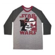 Fifth Sun™ Star Wars™ 3/4-Sleeve Raglan Tee