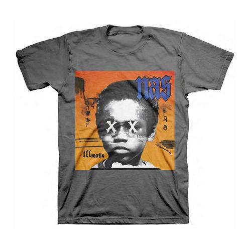 Novelty Nas Short-Sleeve T-Shirt