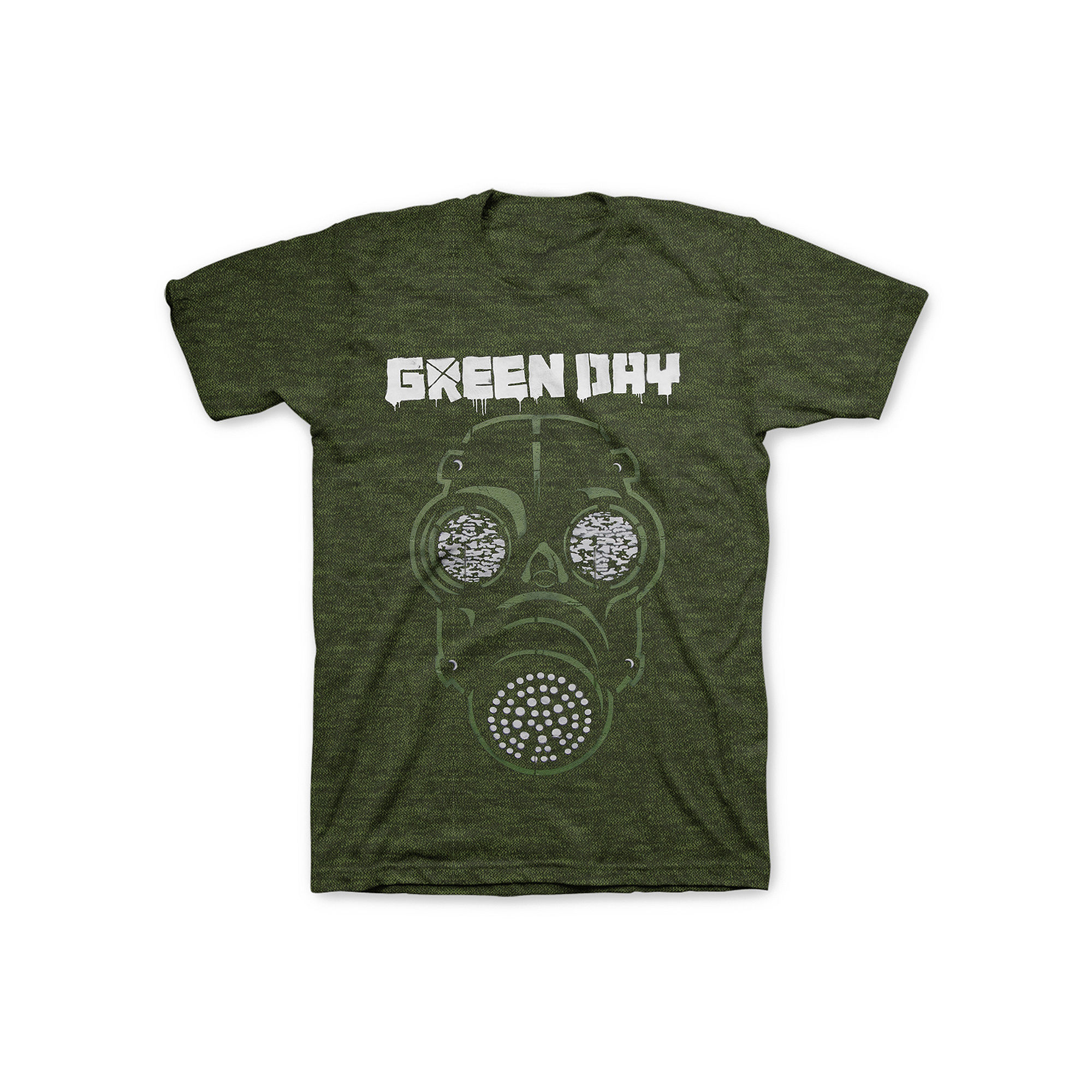 Novelty Green Day Short-Sleeve T-Shirt