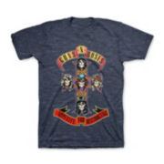 Novelty Guns-N-Roses Short-Sleeve T-Shirt
