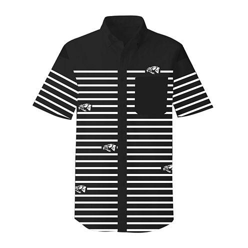 Star Wars™ Short-Sleeve Woven Shirt