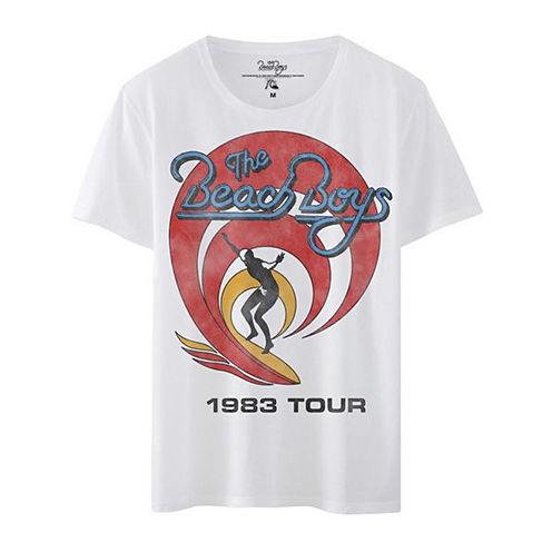 Novelty The Beach Boys Short-Sleeve T-Shirt