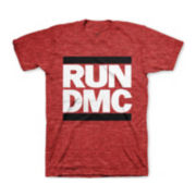 Novelty Run-D.M.C. Red Short-Sleeve T-Shirt