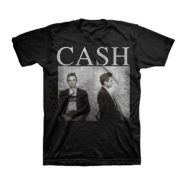 jcpenney.com | Novelty Johnny Cash Short-Sleeve T-Shirt