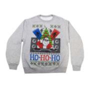 Santa Novelty Sweatshirt