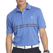 IZOD® Golf Short-Sleeve Sport Interlock Polo Shirt