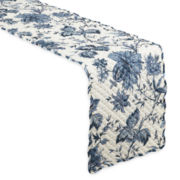 Waverly® Felicite Reversible Quilted Table Runner