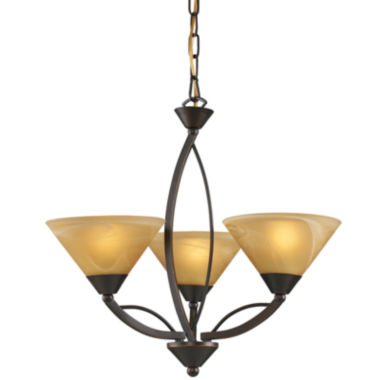 jcpenney.com | Elysburg 3-Light Chandelier