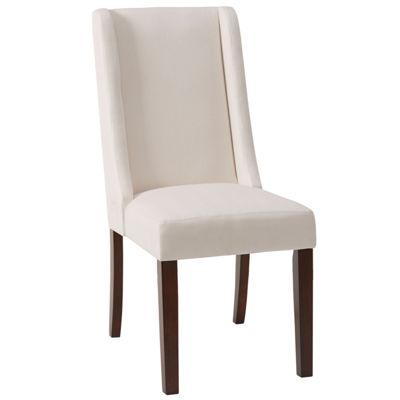 madison park victor wing dining chair set of 2 jcpenney