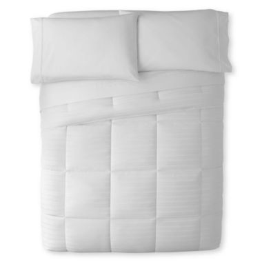 jcpenney.com | JCPenney Home™ Select Medium-Warmth Down-Alternative Comforter