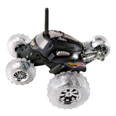 jcpenney.com | Black Series Remote Control Thunder Tumbler Car