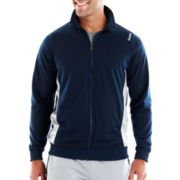 Reebok® Workout Ready Tricot Full-Zip Jacket