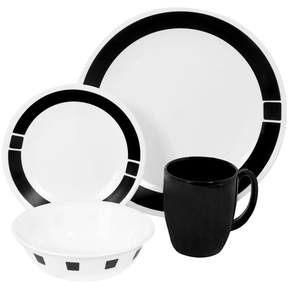 Corelle Livingware 16 pc. Urban Dinnerware Set
