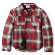 Vans® Woven Shirt - Boys 8-20