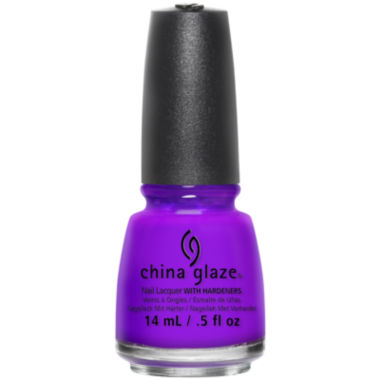 jcpenney.com | China Glaze® Neon Blue Tones Nail Polish Collection