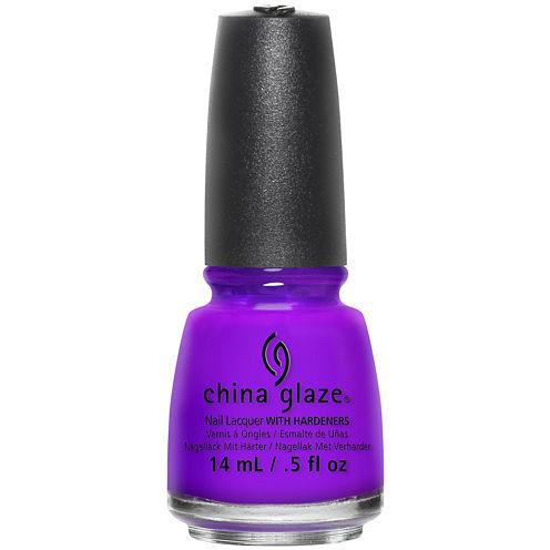 China Glaze® That's Shore Bright Nail Polish - .5 oz.