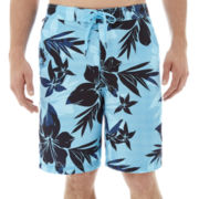 Speedo® Flower Power E-Board Shorts