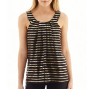 Alyx® Striped Halter Blouse
