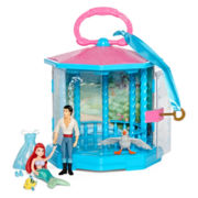 Disney Collection Little Mermaid Gazebo 7-pc. Play Set - Girls