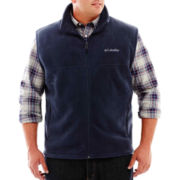 Columbia® Lone Ridge Fleece Vest–Big & Tall