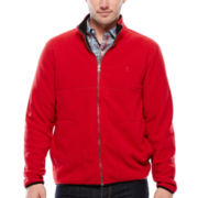 IZOD® Full-Zip Fleece Jacket - Big & Tall