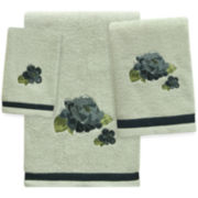 Bacova Landon Floral Bath Towels