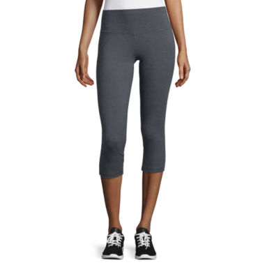 jcpenney.com | Made For Life™ Tummy-Control Capris - Petite