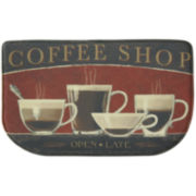 Bacova Coffee Shop Memory Foam Rug