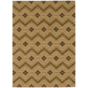 Waverly® Kruta Ember Rectangular Rug